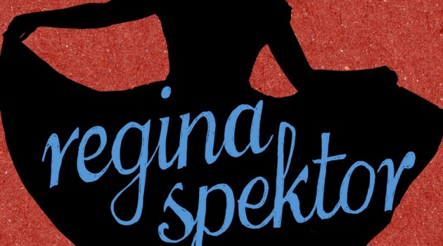 Regina Spektor -  Don't leave me