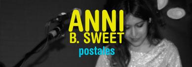 Anni B. Sweet - Postales