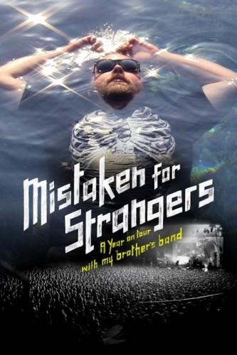 The National - Mistaken for Strangers poster