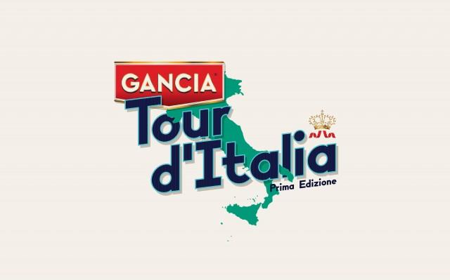 GANCIA Tour d' Italia-