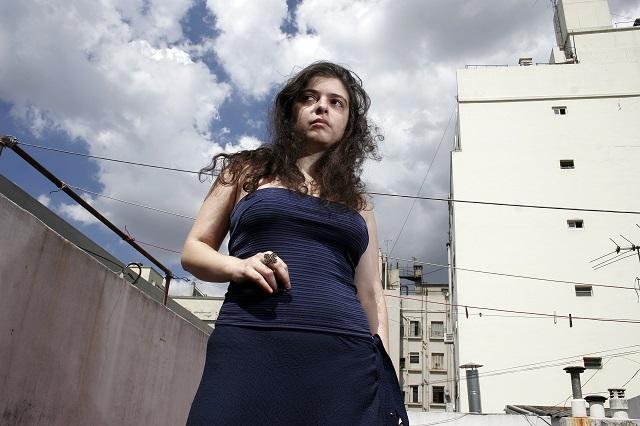 Mariana Enriquez entrevista