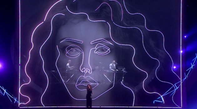 Lorde Brit Awards