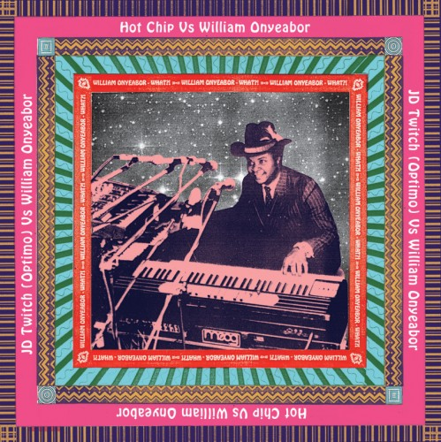Hot Chip vs William Onyeabor - Atomic Bomb