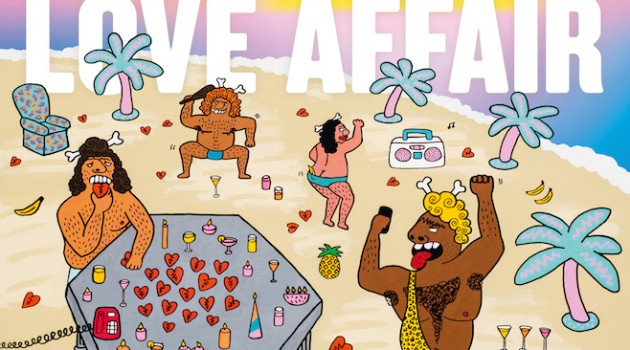 Hercules and Love Affair - The Feast of the Broken Heart