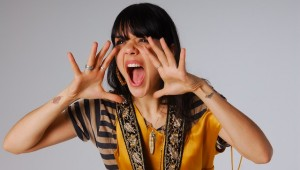bat for lashes shoot at skin studio kensington for interview magazine