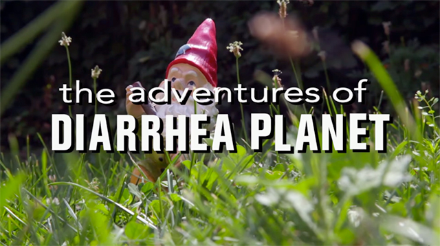 diarrhea planet - platinum girls