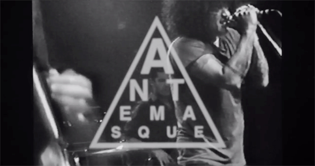 antemasque - in the lurch