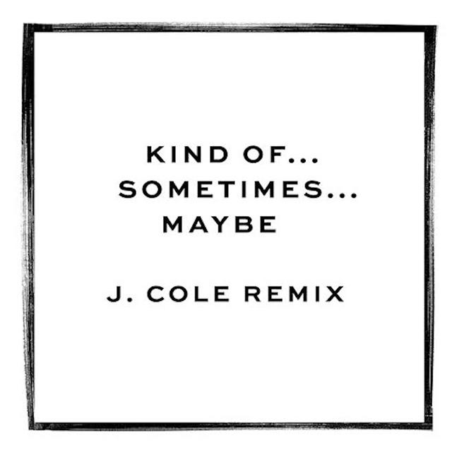 j cole remix jessie ware