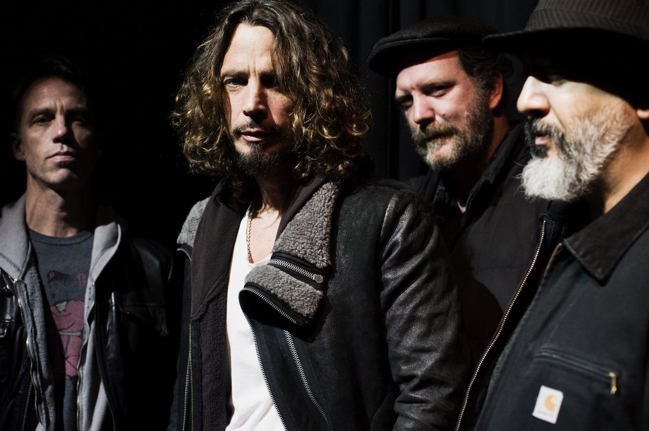 +10 para Soundgarden una gran banda de Rock
