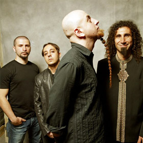 System Of A Down  en México
