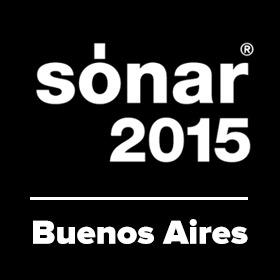 Festival Sonar Buenos Aires 2015