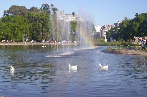 Resultado de imagen de parque centenario