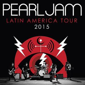 Pearl Jam en México
