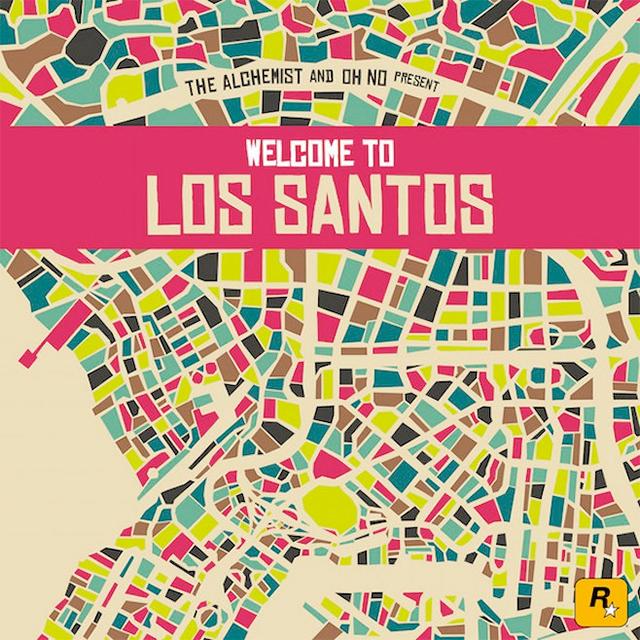 gta welcome to los santos