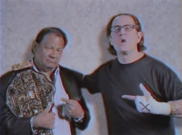 the mountain goats - The Legend of Chavo Guerrero