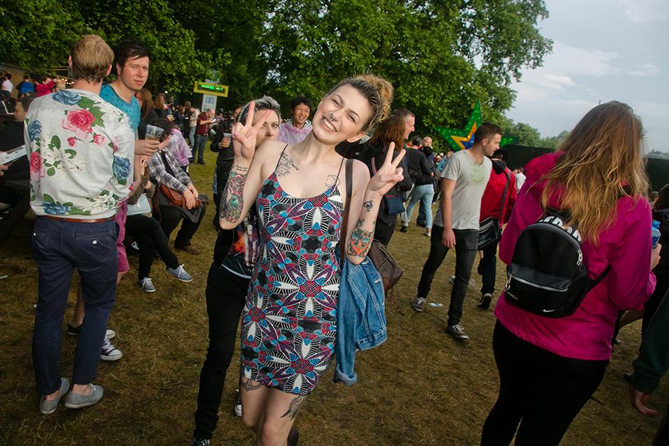 British Summer Time Hyde Park London 2015