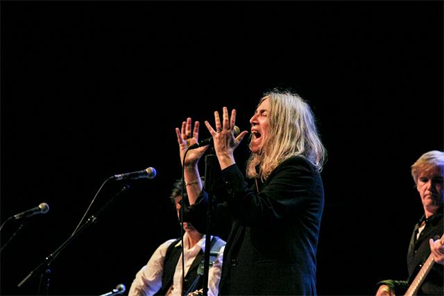 Patti Smith - Fotografía: Dani Canto