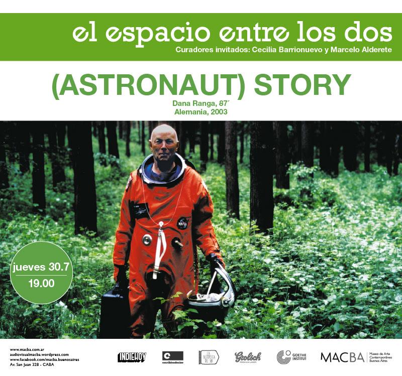 flyer astronaut story