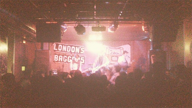 london baggers
