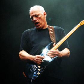 David Gilmour en Argentina
