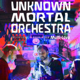 Unknown Mortal Orchestra en México