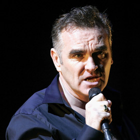 Morrissey en Chile