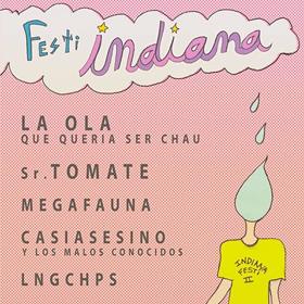 Festival Indiana 2 en El Emergente