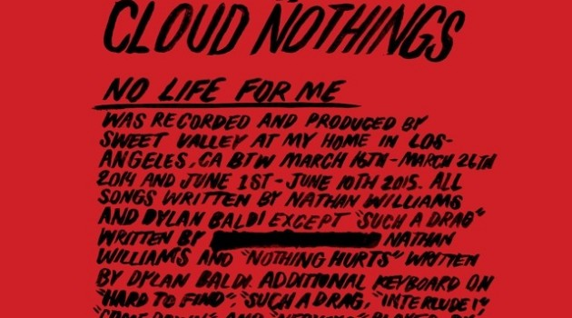 wavves x cloud nothings - no-life-for-me