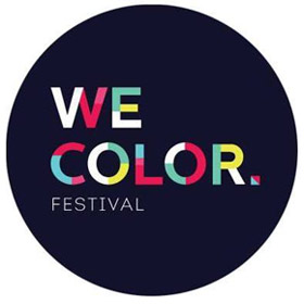 We Color Festival en Argentina 2015