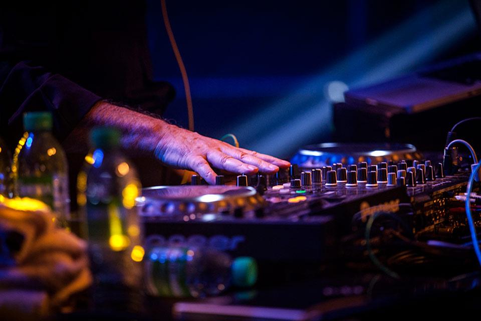 Giorgio Moroder en Niceto - Foto: Jade Sivori