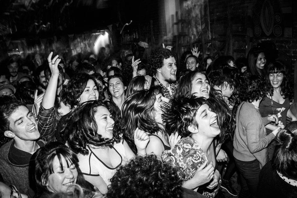 Afro Cosmico en Guajira - Foto: Gaby Mex