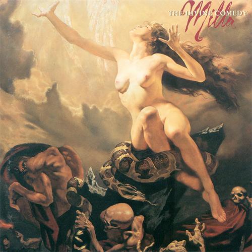 Mila Jovovich - The Divine Comedy