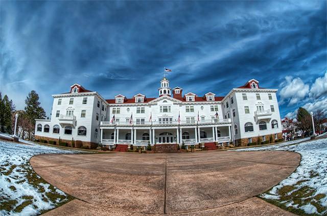 el resplandor hotel