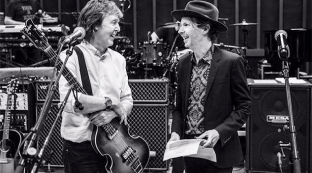 paul mccartney - beck
