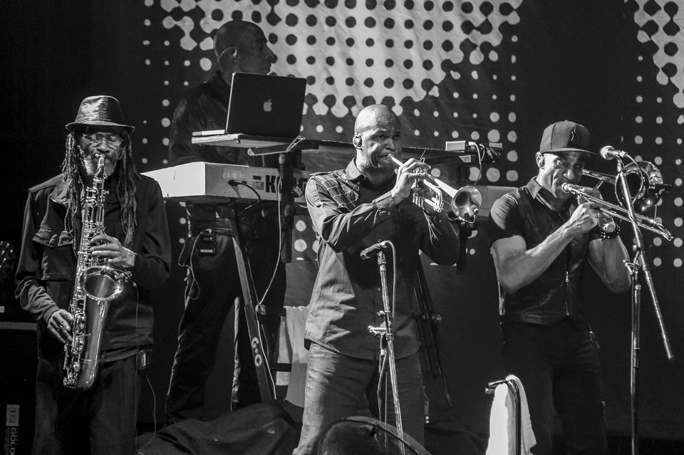 UB 40 en el Luna Park - Foto: Ana Cerelli