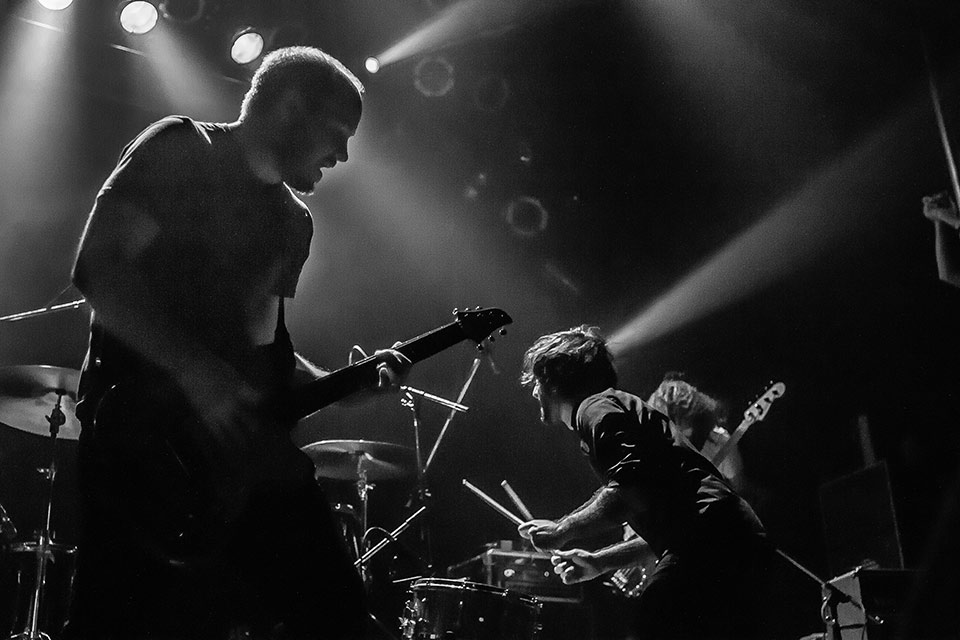 Explosions in the sky  en Niceto Club - Foto: Dafna Szleifer