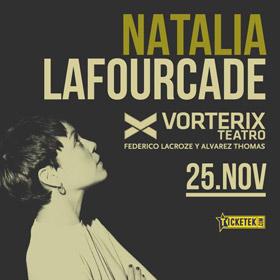 Natalia Lafourcade en Argentina