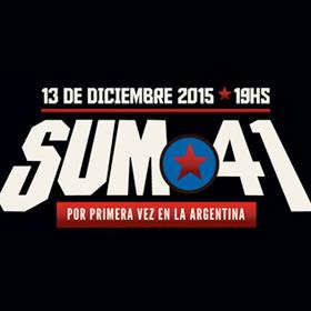 Sum 41 en Argentina