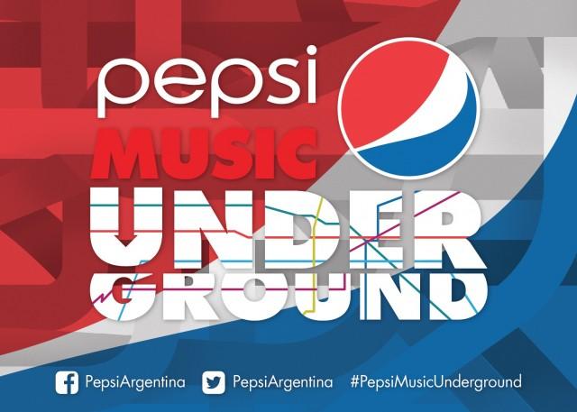 pepsi music underground