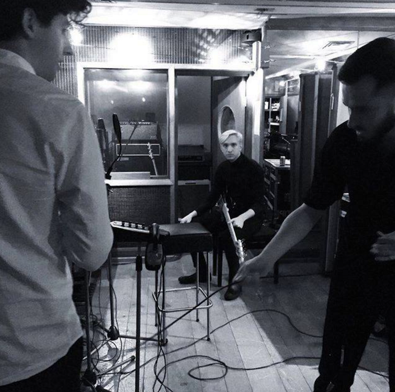 the xx - estudio