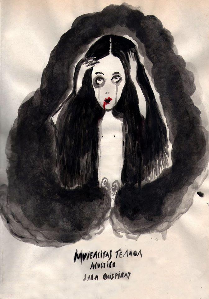 mujercitas terror - acustico