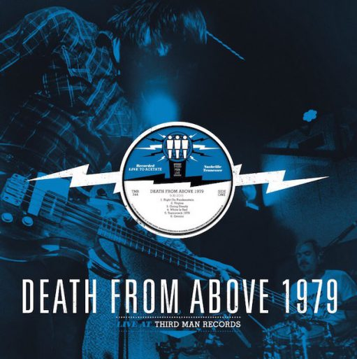 Death From Above 1979 - Live at Third Man Records