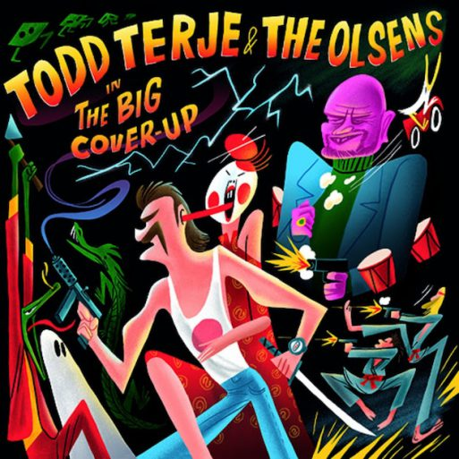 Todd Terje - The Big Cover Up