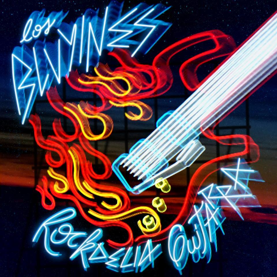 Los Bluyines - Rockdelia Guitarra