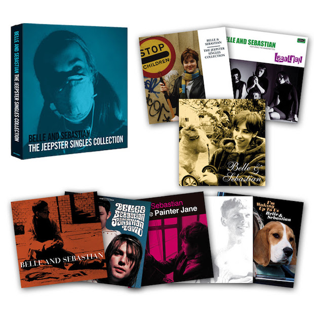 belle and sebastian - the jeepster singles collection 1