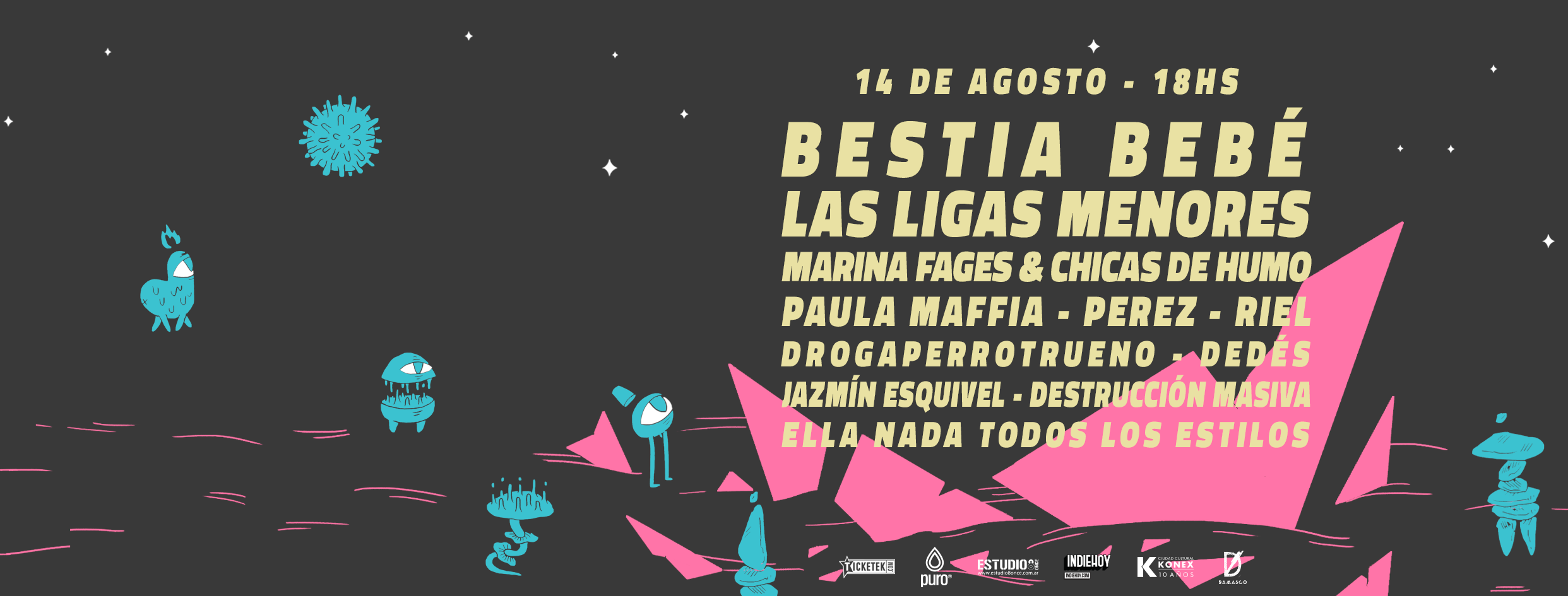 festival ahora