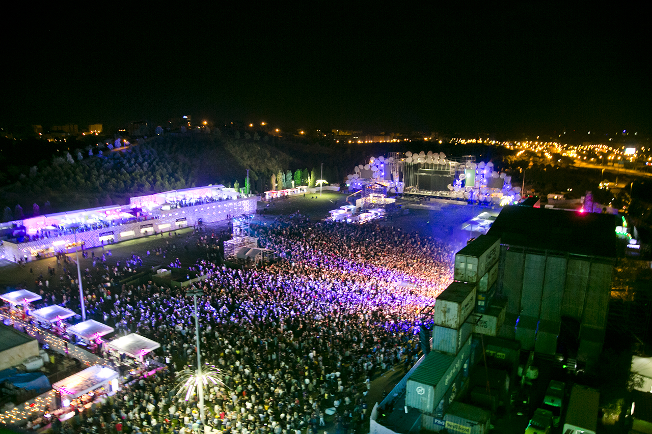Crowd & Atmosphere