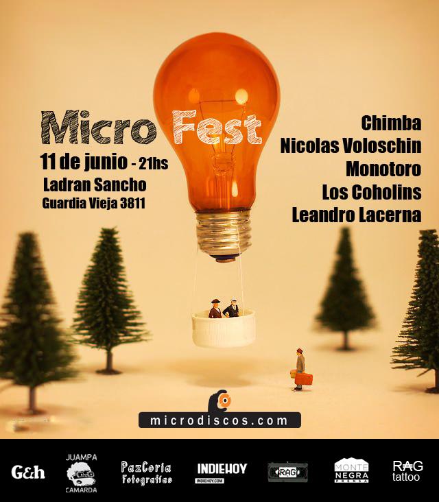 micro discos flyer