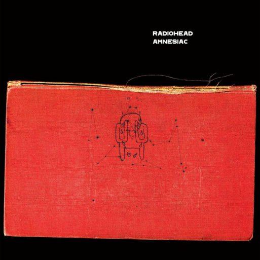 radiohead - amnesiac cover