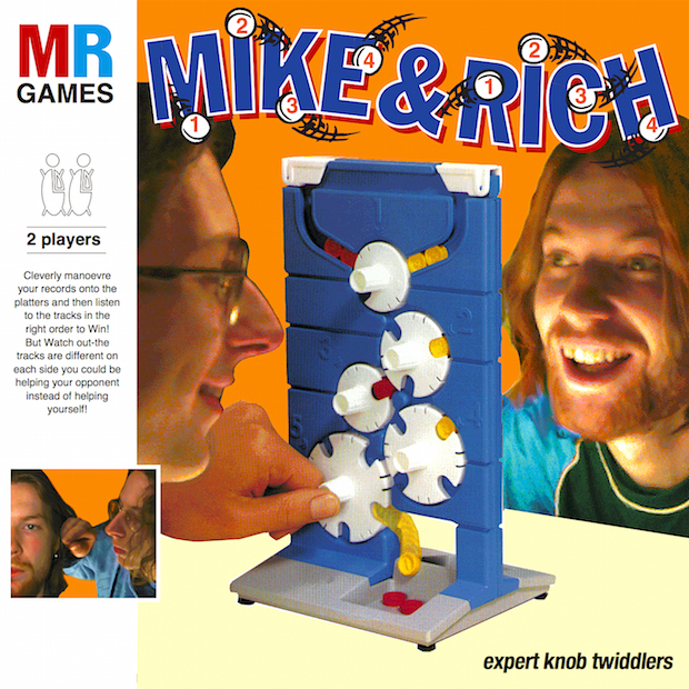 aphex twin - mike and rich